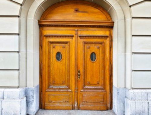 Salzburg sucht die schönste HOLZ-Haustür